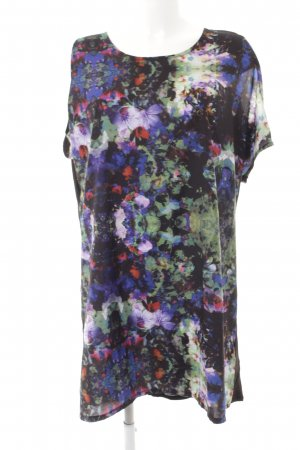 H&M Midi Dress floral pattern casual look