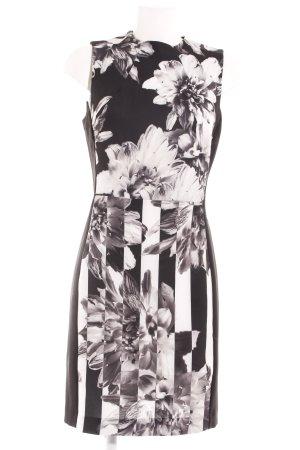 H&M Midikleid Motivdruck Elegant