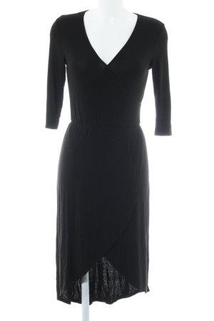 H&M Midi Dress black casual look