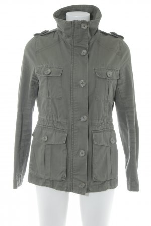 H&M Military Jacket khaki Epaulets