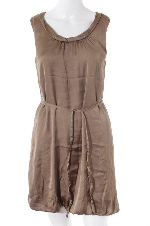 H&M Minikleid braun Elegant