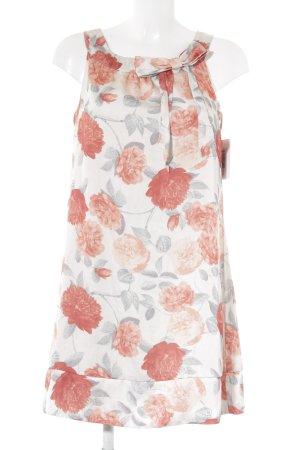 H&M Minikleid florales Muster Elegant