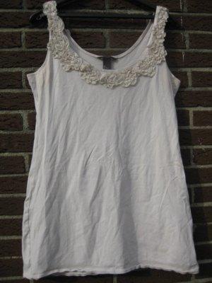 H & M: Minikleid in beige Größe L