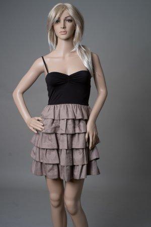 H&M Minikleid in Größe 34