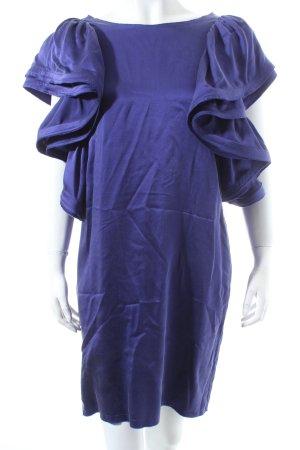 H&M Minikleid lila extravaganter Stil