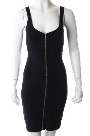 H&M Minikleid mit Reißverschluss