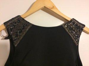 H&M Minikleid mit Rückenausschnitt