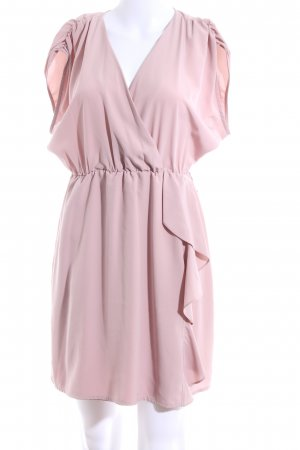 H&M Minikleid pink Casual-Look
