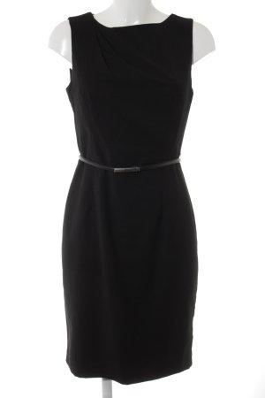 H&M Minikleid schwarz Business-Look
