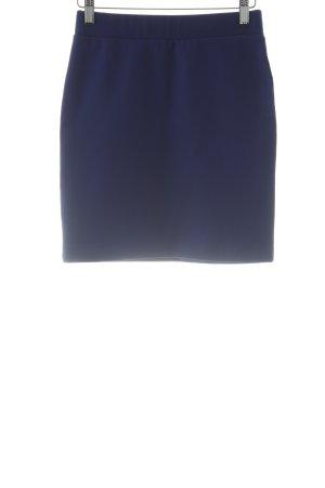 H&M Minirock blau sportlicher Stil