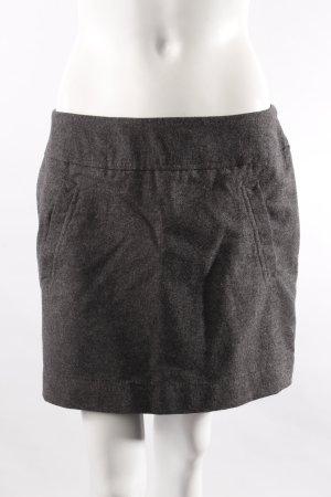 H&M Minirock grau mit Einschubtaschen