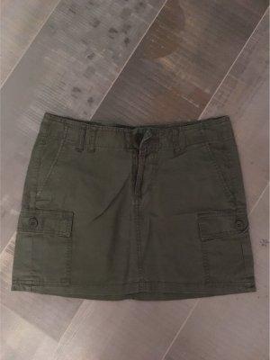 H&M Minirock khaki Gr. 36