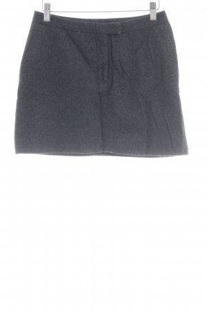 H&M Minirock schwarz-dunkelgrau Paris-Look