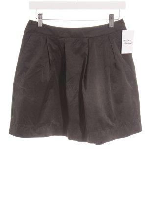H&M Minirock schwarz minimalistischer Stil