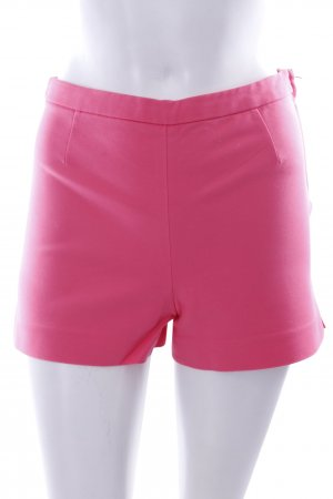 H&M Minishorts neonpink