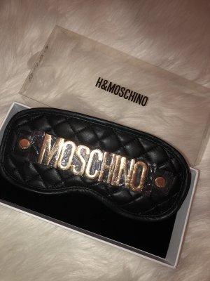 Moschino Glasses black-gold-colored