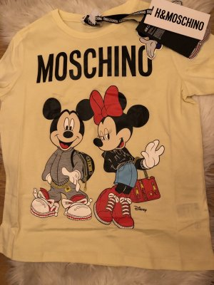 H&M MOSCHINO Kollektion T-Shirt mit Disney