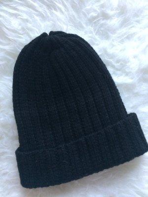 H&M Mütze Beanie schwarz neu