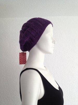 H&M Casquette violet