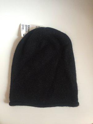 H&M Mütze Schwarz Beanie Cap Hat COS Musthave NEU