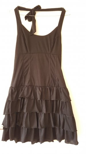 H&M Halter Dress black