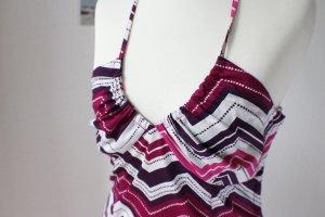 H&M Neckholder-Kleid