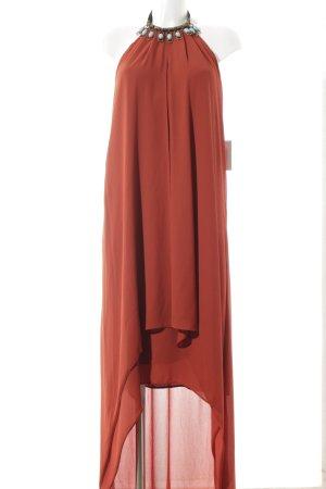 H&M Halter Dress russet Boho look