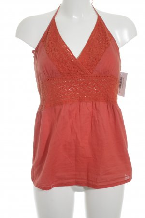 H&M Halter Top red Boho look