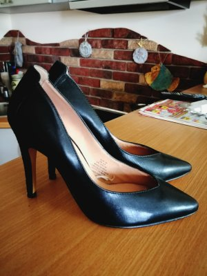H&M new leather heels