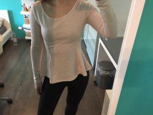 H&M Oberteil Bluse rosa Größe 34