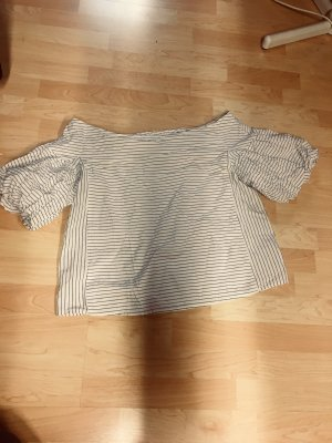 H&M Off-Shoulder in 44, neu ohne Etikett, 100% Baumwolle