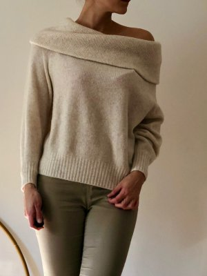 H&M Off shoulder Pullover Gr. 36