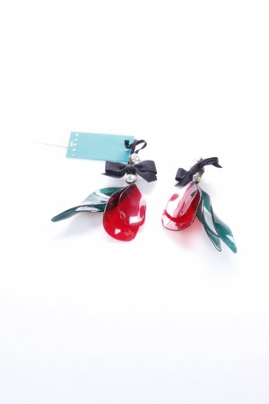 H&M Earclip multicolored Bow detail