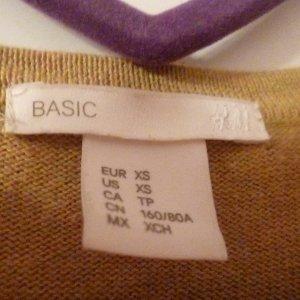 H&M Olive Oberteil in sehr gutem zustand
