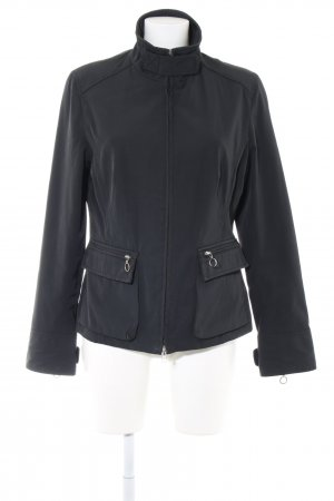 H&M Outdoor jack zwart casual uitstraling