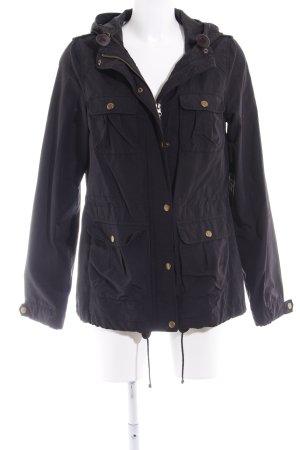 H&M Outdoorjacke schwarz Casual-Look