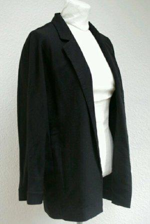H&M oversize Blazer schwarz 36