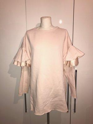 H&M Maglione oversize rosa pallido-rosa chiaro