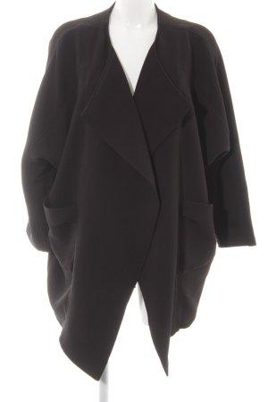 H&M Giacca taglie forti nero stile casual