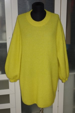 H&M Jersey holgados amarillo