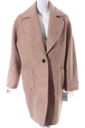 H&M Oversized Mantel beige schlichter Stil