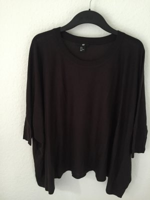 H&M oversized Pullover Anthrazit