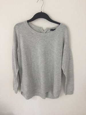 H&M oversized Pullover Grau