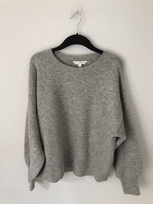 H&M L.O.G.G. Maglione oversize grigio chiaro