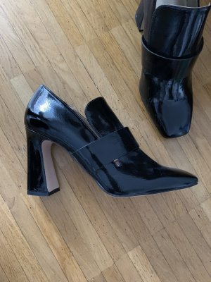 H&M Oxford-Pumps, neu Gr.39