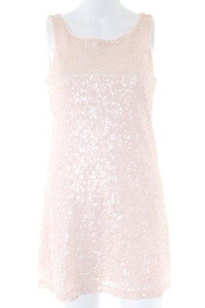 H&M Sequin Dress pink elegant