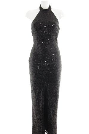 H&M Sequin Dress black elegant