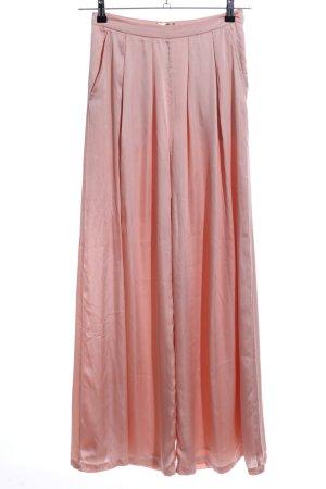 H&M Pallazzohose pink Elegant