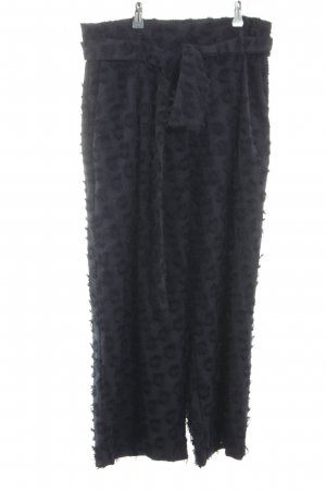 H&M Palazzo Pants black party style