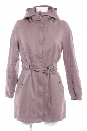 H&M Parka lichtbruin casual uitstraling